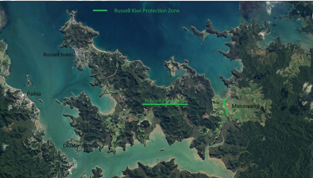 Russell Peninsula
