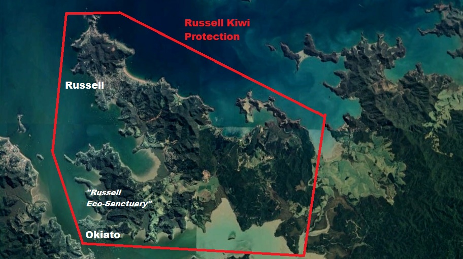 Russell Kiwi Protection